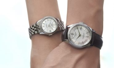 The Best Valentine's Gift? Your Time, And a Tissot