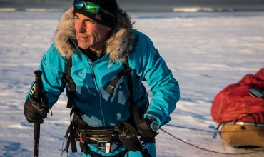 Pole2Pole explorer Mike Horn on surviving Antarctica and plastic pollution