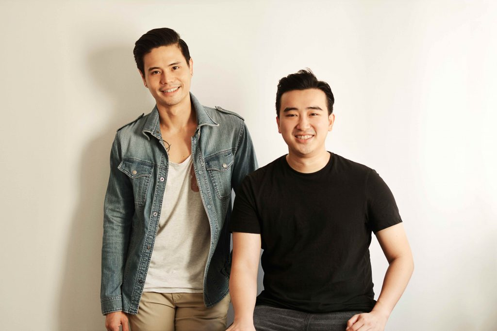 Joseph Lor and Ryan Choy
