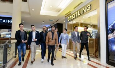 A-Listers Delve Into Breitling at the new KLCC boutique