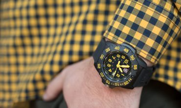 The Luminox Navy SEAL 3500 Receives Aesthetic Boost