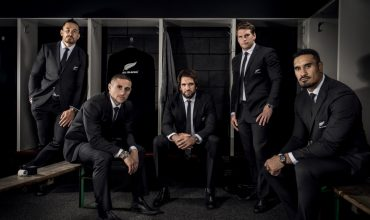 The New Zealand All Blacks: Modern Day Warriors