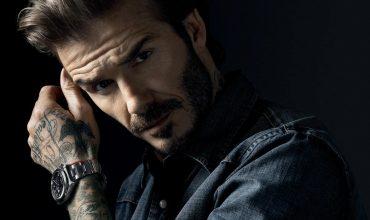 David Beckham's 5 Iconic #BornToDare Moments
