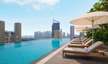 Andaz Singapore: A Different Kind of Staycation