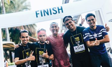 Must-See Photos from the First-Ever 12km August Man Run