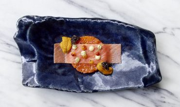Two Chefs, Multiple Michelin Stars, One Collaboration