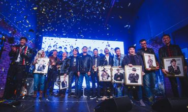 August Man Revs Up Tribute to Men of the Year @ The Gasket Alley
