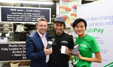 Grab's Move Towards A Cashless Society