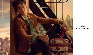 Coach's Spring 2018 Campaign Features This Asian Newcomer