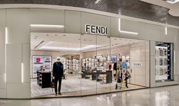 Fendi Unveils Its Most Lavish Store Yet In Singapore