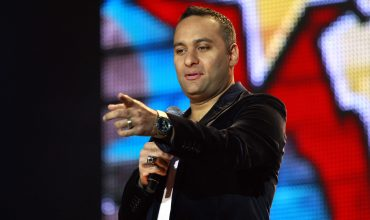 10 Minutes with Russell Peters