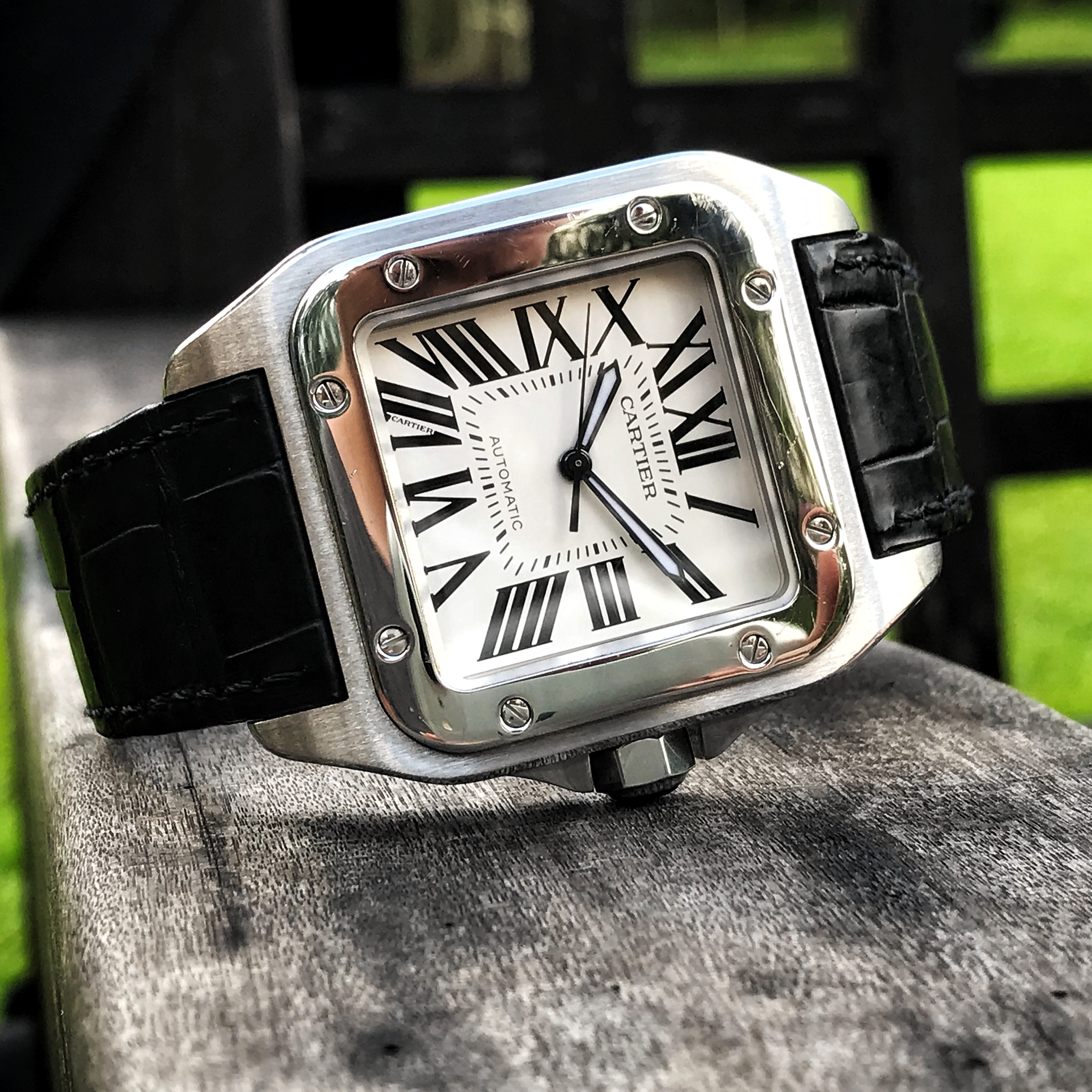Cartier Santos from TenTwo Club