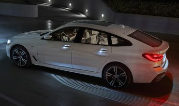 Driving a Franken-BMW, The 6 Series Gran Turismo