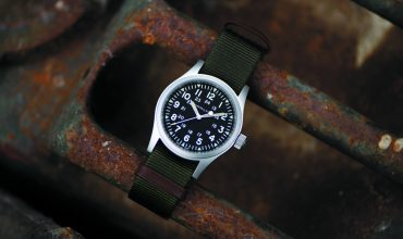 Hamilton: Khaki Field Mechanical 38