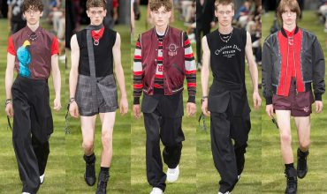 Trend Report Spring/Summer 2018: Dior Homme