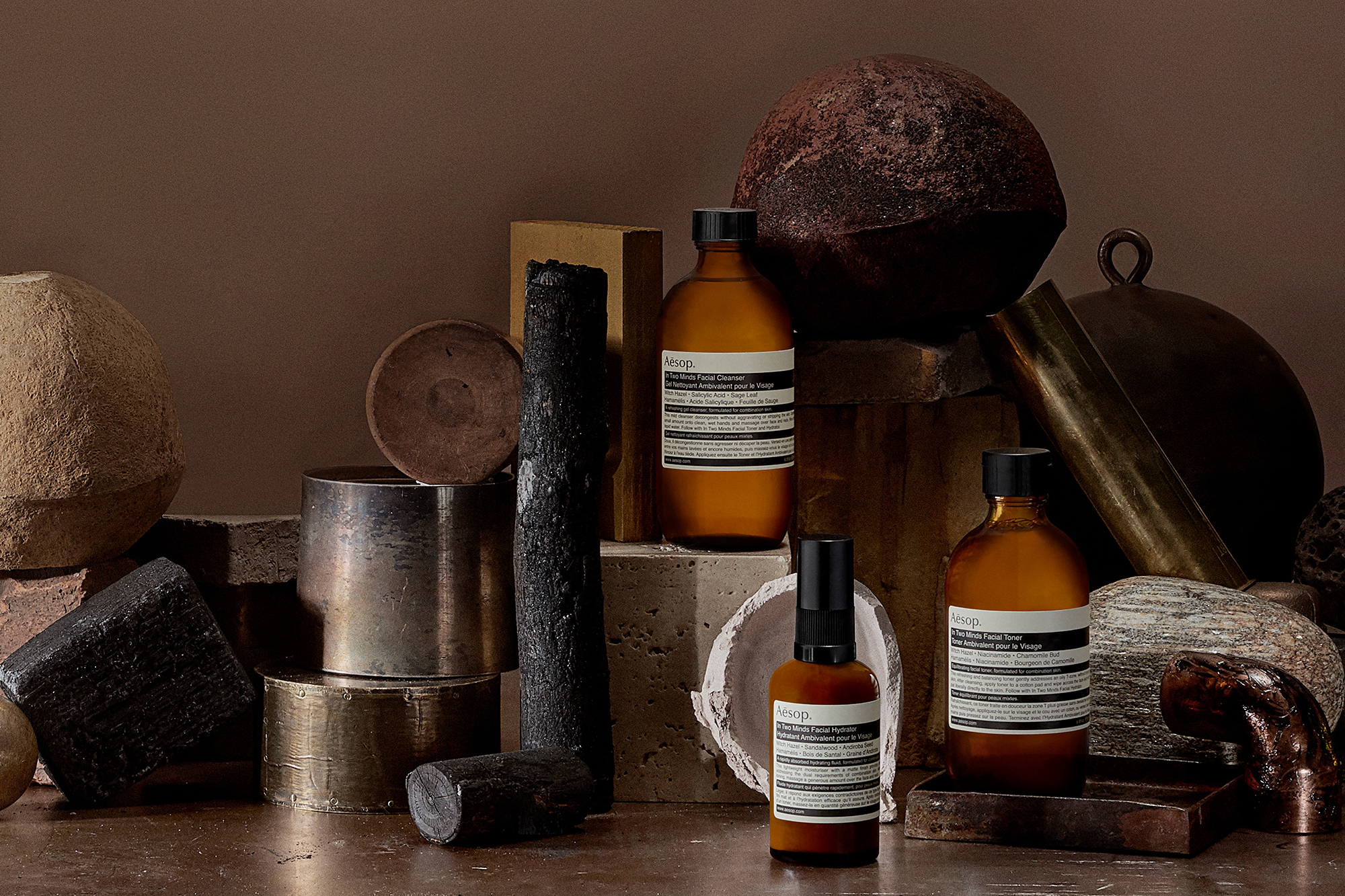 """Getting To Know Aesop's Latest Skincare Line, """"In Two Minds"""""""