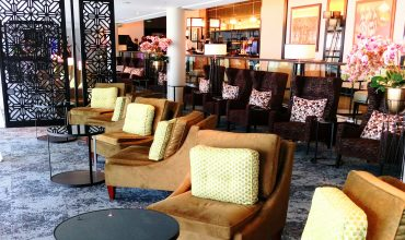A Sneak Peek of Malaysia Airlines' New Golden Lounge