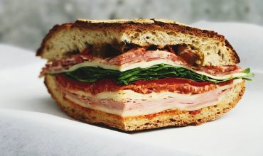 the art of the sandwich.