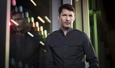 The Afterlove Tour: August Man Sits down with James Blunt