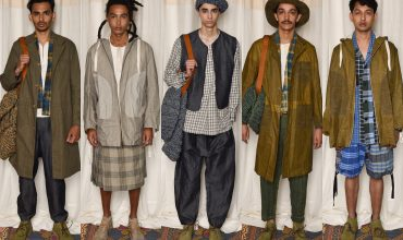 Trend Report Spring/Summer 2018: Nicholas Daley