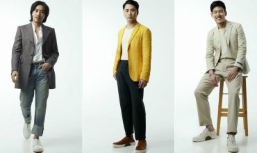 Jazzing Jackets Up In AUGUSTMAN-Approved Fashion