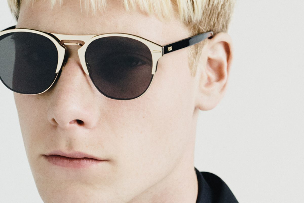 Dior Homme's Gold Capsule Collection. Photo: Dior Homme