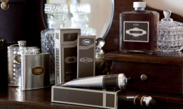 Weekend Wind Down with Sabon's Line for Men