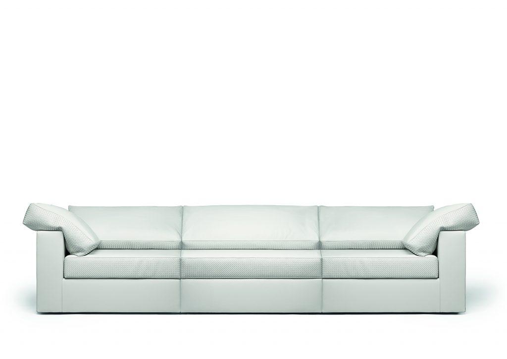 Bottega Veneta mist leather BV Tre sofa