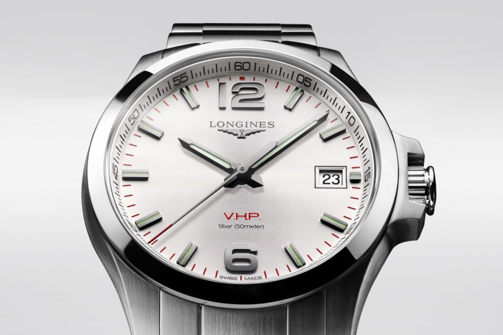 TRIED & TESTED: Longines Conquest VHP