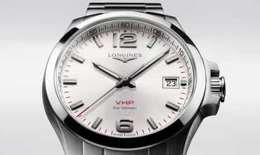 TRIED & TESTED:  Longines Conquest V.H.P.