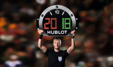 Hublot Pioneers Smartwatch In World Cup 2018