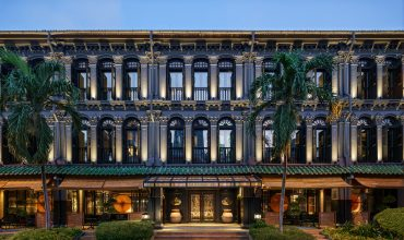 The Luxurious Six Senses Finally Sets Foot in Singapore