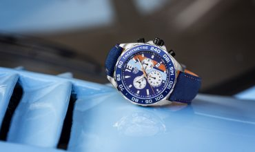TAG Heuer Celebrates 50th Year Of Gulf's First Victory In 24 Hours Of Le Mans