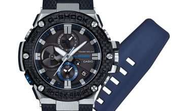 Casio: G-Steel is now Connected