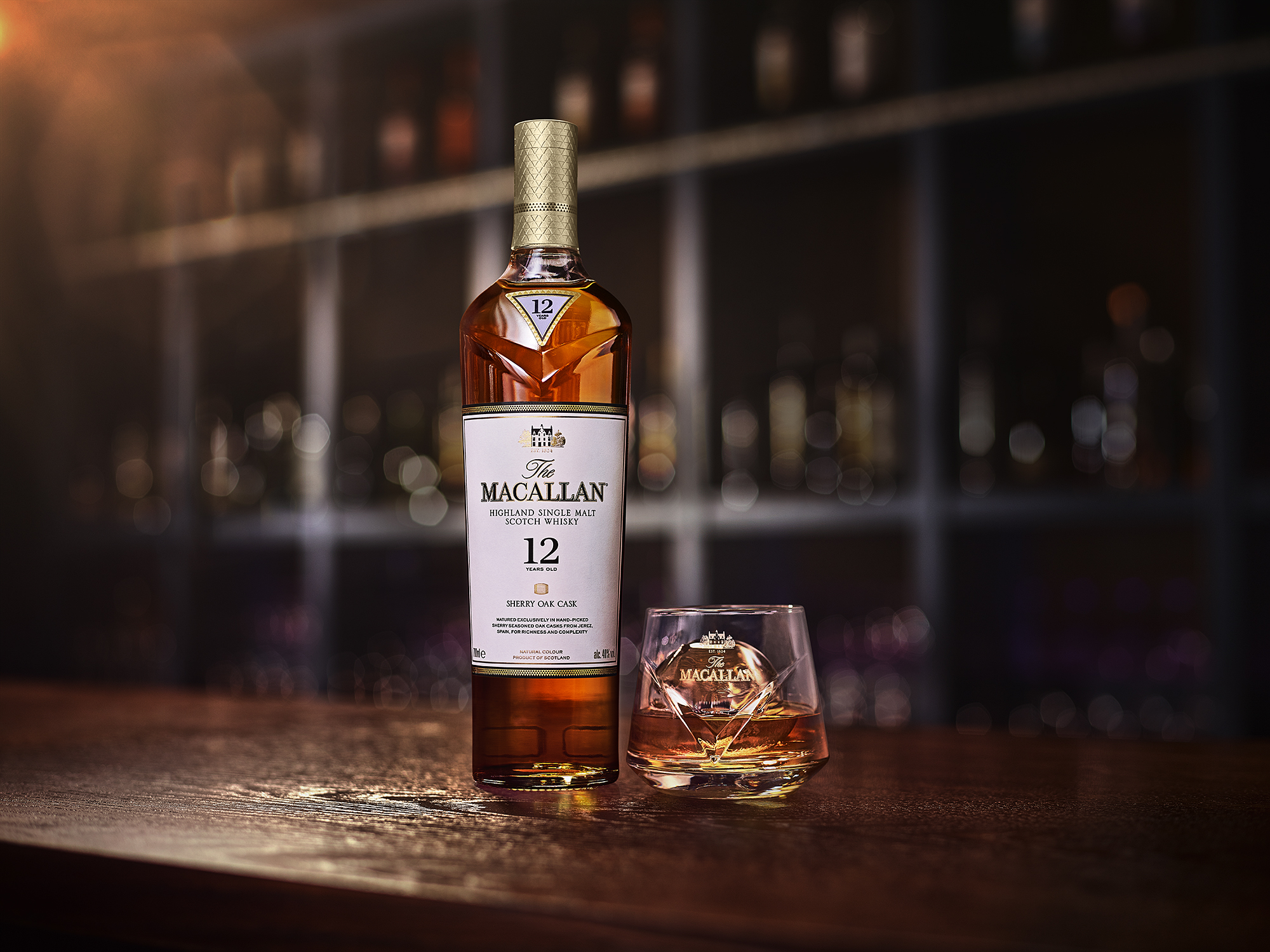 The Macallan Unveils New Design for Its Single Malt Whiskies