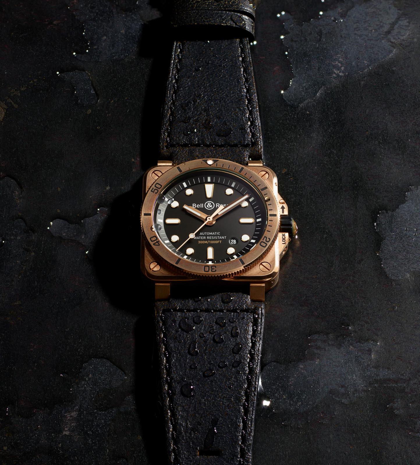 Bell & Ross BR03-92 Diver in bronze