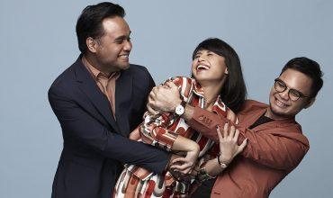 Folks of Kin: Reza, Aida and Fariz Salleh