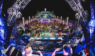 Party on the Blue Seas with It's The Ship 2018