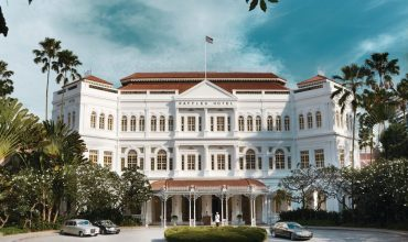 Top chefs Alain Ducasse and Anne-Sophie Pic to set up in Raffles Hotel in 2019