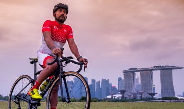 For the Cyclists: Sweat Your Patriotism On Your Sleeves