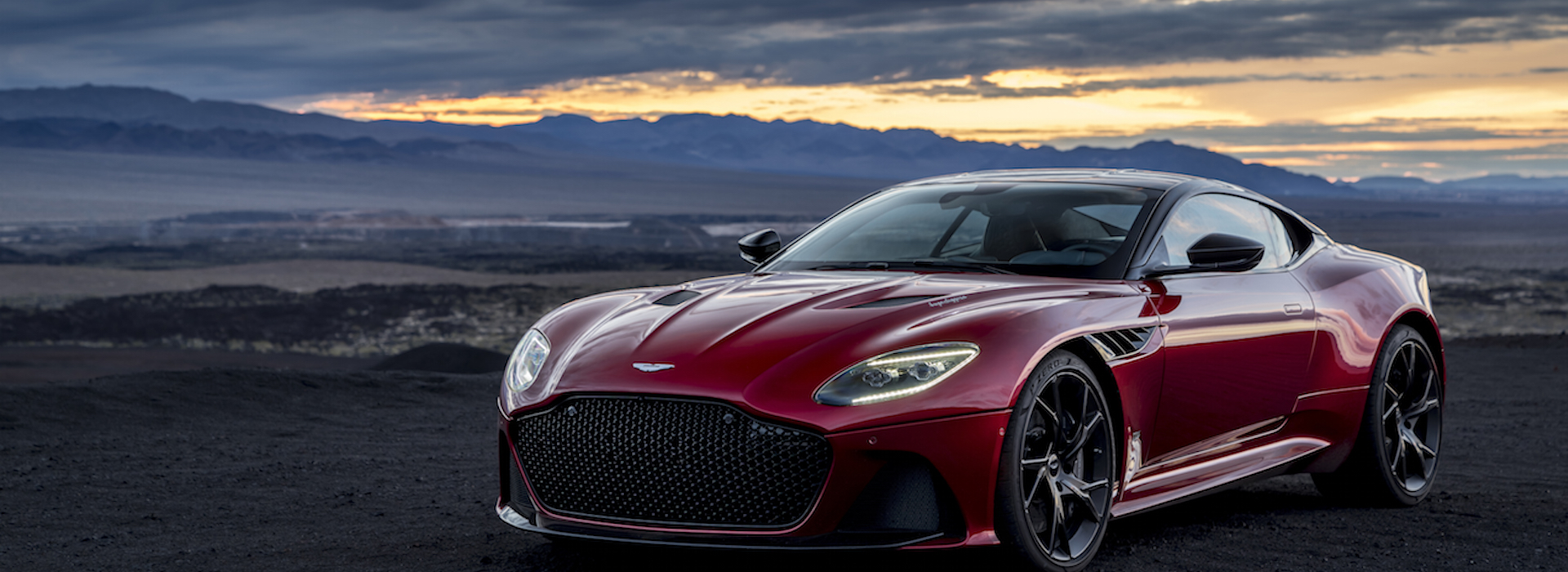 Aston Martin is making a comeback with the New DBS Superleggera