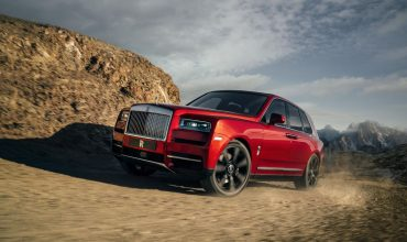 Will you actually take your $1.27m Rolls-Royce Cullinan off-road?