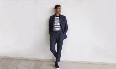 Mr. P's latest drop makes dressing up for work a stylish affair