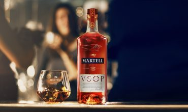 Martell's got a new cognac up its sleeve for millennial drinkers