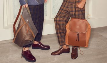 "Are you carrying a ""man-bag"", a clutch or a ""man-purse (""murse"")? You should!"