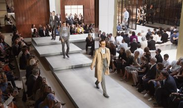Watch the live unveiling of Riccardo Tisci's first collection for Burberry here