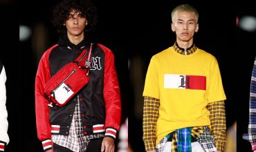 Tommy Does Shanghai with TOMMYNOW Fall 2018
