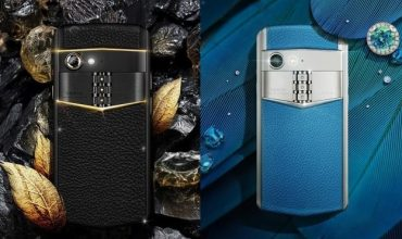 Vertu's $19,500 smartphones are back from the dead