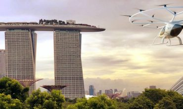 Sick of traffic jams? Luxury air taxis may be coming to Singapore soon