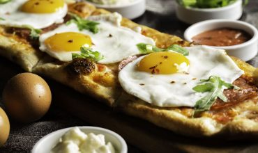 Why your Singapore brunch itinerary needs LAVO in it
